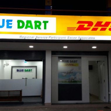 How to Open Blue Dart Franchise Courier Service