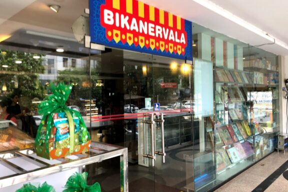 How to start a Bikanervala Franchise